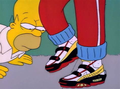 Ms Simpsons Sultry Shoes by Assassins Simpsons Wiki Fandom Powered By Wikia