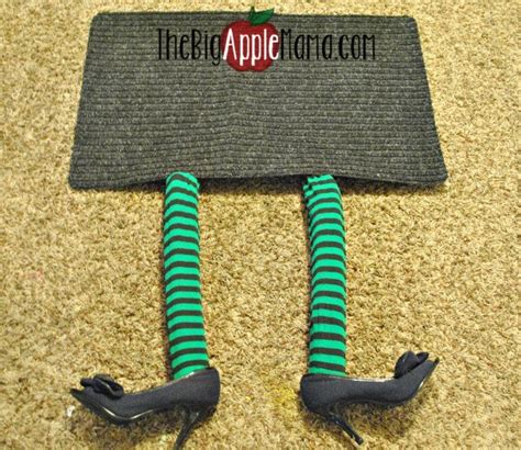 Take Off Your Shoes Doormat Diy Witch Doormat Rug To Decorate Your Doorstep This