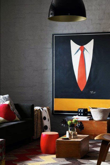 bachelor pad decor design ideas  men cool objects