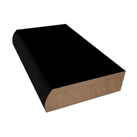 Black Laminate Countertop by Bullnose Edge Formica Countertop Trim Black