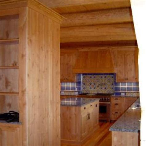 Kitchen Cabinets Solid Wood Construction Custom Knotty Alder Kitchen Cabinets Solid Wood Construction By Engineered Wood Products Inc