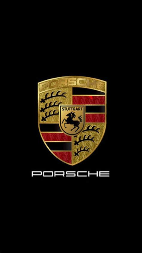 porsche logo wallpaper for mobile auto and vehicles porsche logo wallpaper for