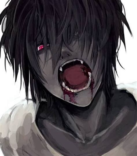 anime horor death dr who and anime guys on pinterest