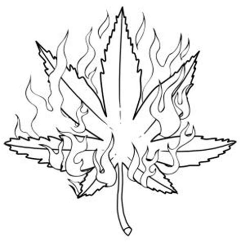 how to draw a pot leaf step by step tattoos pop culture