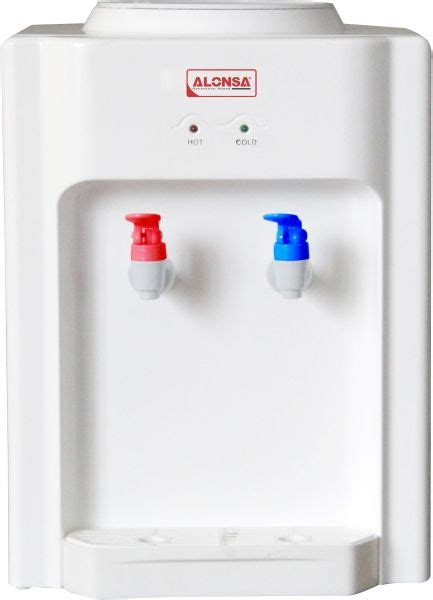 Dispenser Wd 186 H alonsa table top water dispenser white al 520 wd n h bs price review and buy in dubai abu