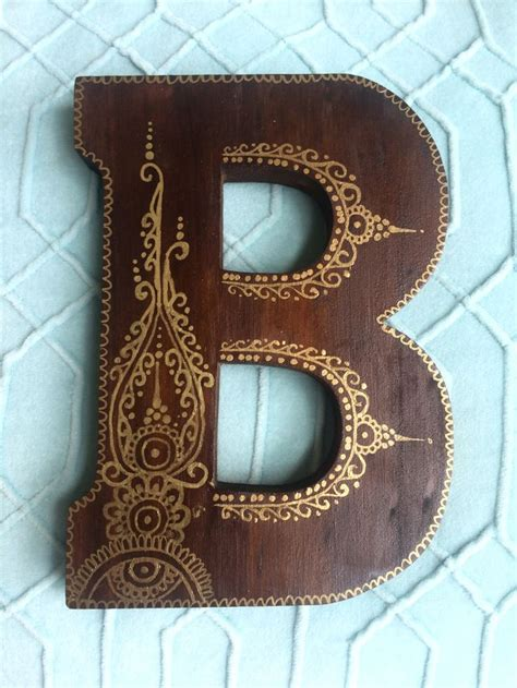 25 best ideas about decorated wooden letters on decorated letters decorating