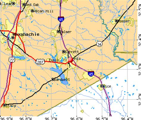 map of ennis texas ennis tx pictures posters news and on your pursuit hobbies interests and worries