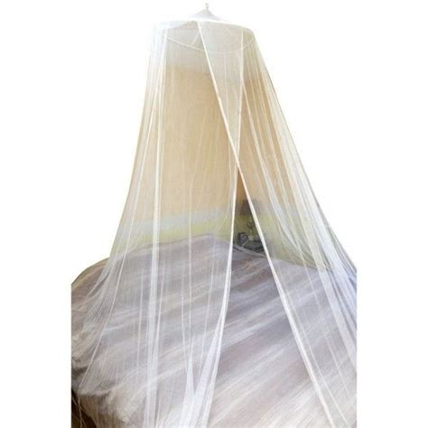 zanzariera baldacchino zanzariera a baldacchino d60 cm bianco biancheria da