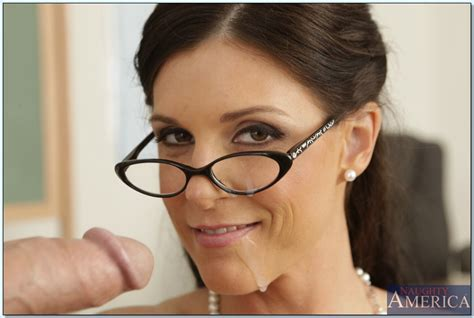 milf teacher in glasses india summer bends over and gets fucked