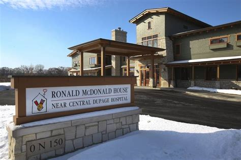 Ronald Mcdonald House Chicago by New Ronald Mcdonald House Ready To Open In Winfield
