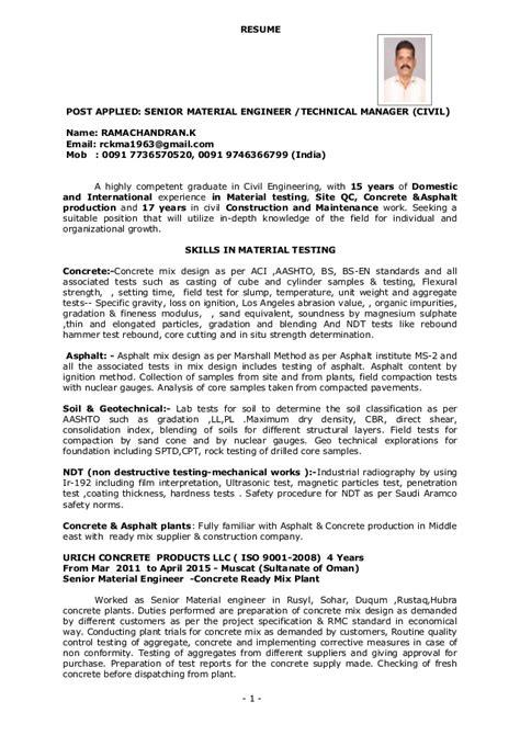Asphalt Worker Cover Letter by Sle Resume Blacktoping