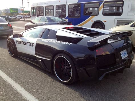 badass cars lamborghini police car weirdtwist