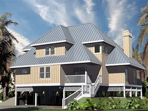 beach house plans pilings small beach house plans on pilings beach house on stilts