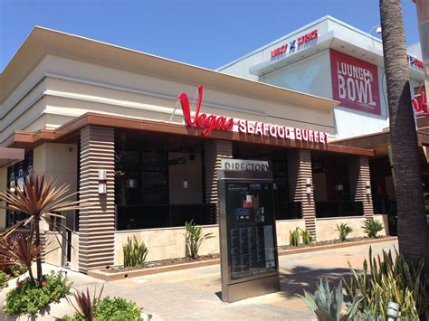 vegas seafood buffet now open at del amo fashion center