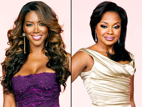 phaedra without weave did kenya moore diss porsha stewarts new hair line