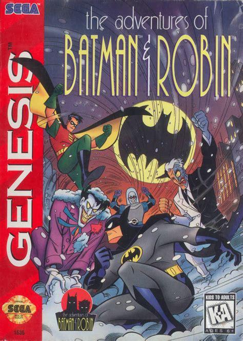 the adventures of robin the adventures of batman robin википедия