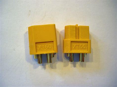 Konektor Xt 60 Non Hk xt 60 connectors pair xt 60 knockoff pair 2 19 rc