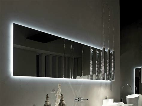bathroom mirror led lights how to pick a modern bathroom mirror with lights