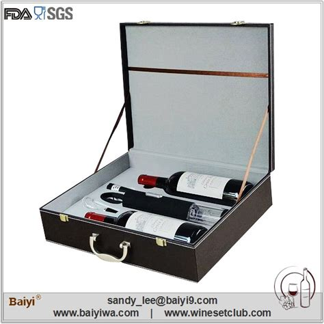 5 Set Perlengkapan Pembuka Botol Anggur Hitam grosir kayu kotak anggur merah dengan alat kemasan kotak id produk 1991651605 alibaba