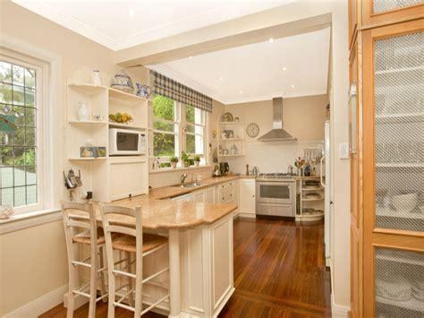 galley kitchens kitchen breakfast bar design pictures classic galley kitchen design using floorboards kitchen photo 347172