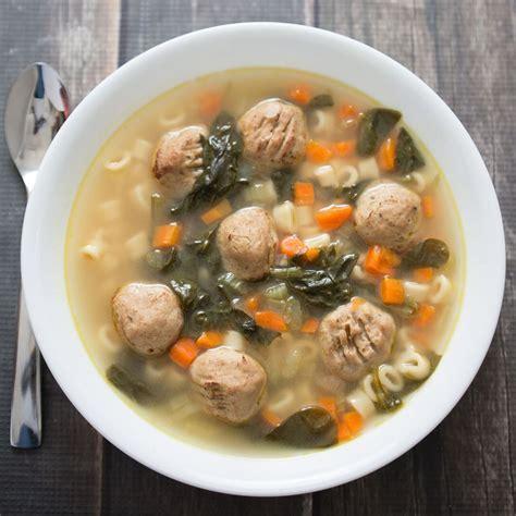 Easy Italian Wedding Soup   Living Well Spending Less®