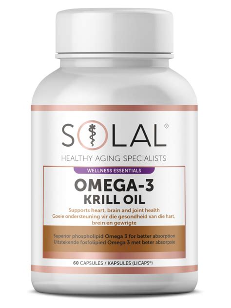Krill And Detox by Krill Omega 3 Skin Health Brain Function Liver