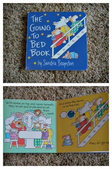 The Going To Bed Book by The Best Board Books For Toddlers A Healthy Slice Of