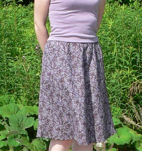 planetjune by june gilbank 187 simple a line skirt