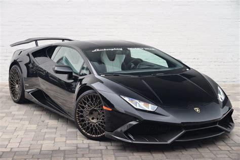 Lamborghini Huracan For Sale Mansory Lamborghini Huracan On Sale For 290k