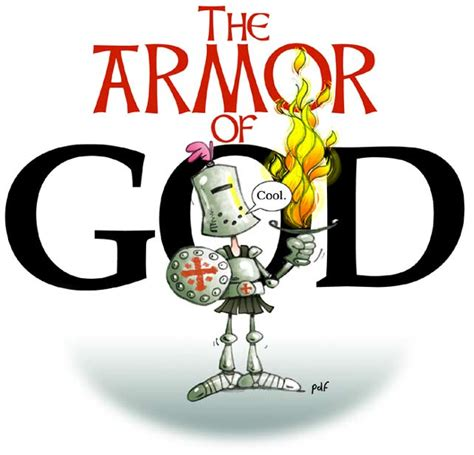 Armoir Of God Armor Of God Mystery Of The Iniquity
