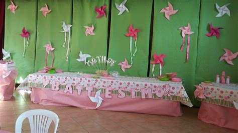 addobbi tavolo battesimo addobbo sala battesimo