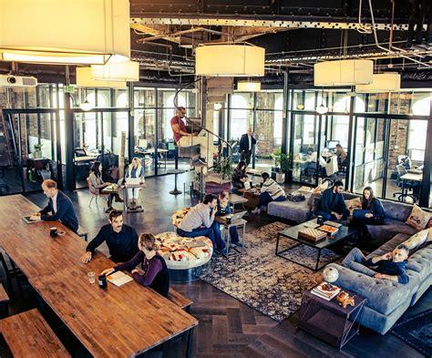 Real Estate Floor Plan Software espaces de co working des nouveaux bureaux pour une