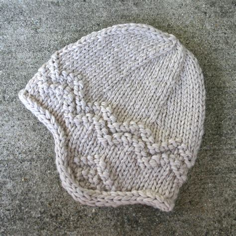 knit cap pattern free knitting patterns two strands