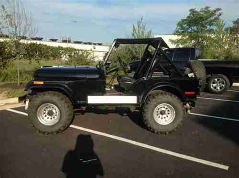 1980 Jeep Cj5 For Sale Buy Used 1980 Jeep Cj5 In Winchester Virginia United