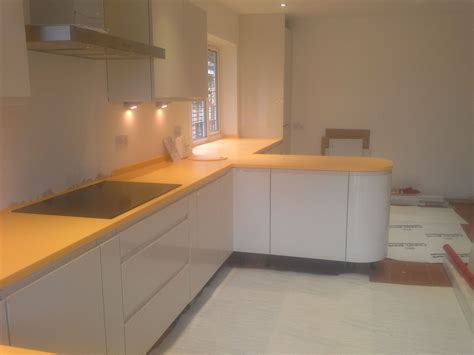yellow corian imperial yellow corian worktops fabricated by counter