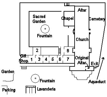 mission santa barbara floor plan mission santa b 225 rbara museum page 2 missiontour