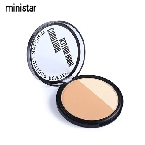Finishing Powder Palette 3 In 1 Brighten Ins Limi 2016 make up 2 colors bronzer powder palette brighten concealer contour 3 in 1 highlighter