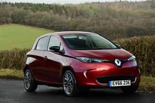 Renault Zoe Renault Zoe Review 2017 Autocar