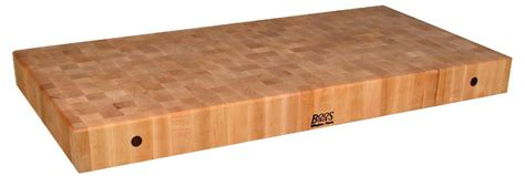 custom boos butcher block counter island tops