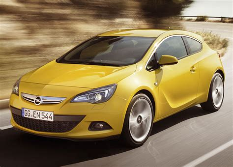 Opel Astra 2012 by 2012 Opel Astra Images