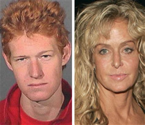 Lepaparazzi News Update Another Cancer Fight For Fawcett by Redmond O Neal Released Briefly To See Farrah Extratv