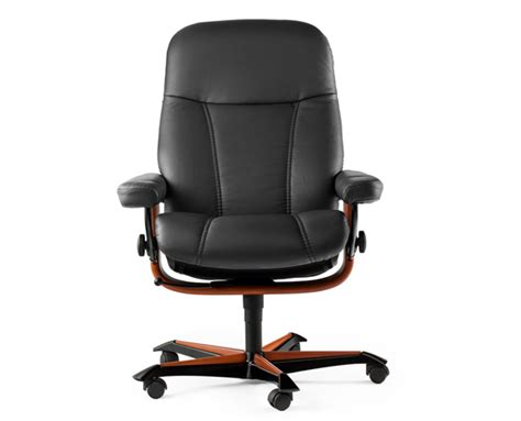 Stressless Chair Prices by Stressless Consul Office Chair M Find Best Deal