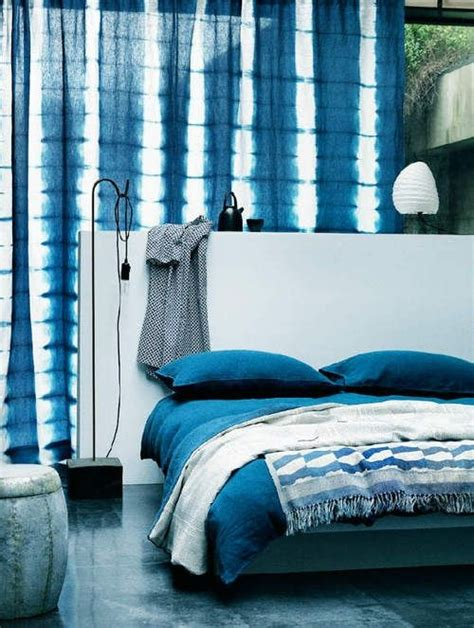 indigo blue bedroom 26 best images about tie and dye on pinterest bed
