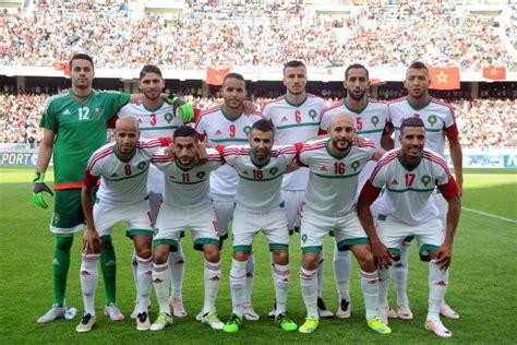 maroc algerie 2016 can 2017 le maroc accroch 233 face 224 la libye vid 233 o sport