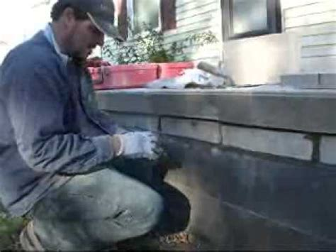 Chimney Masonry Repair Michigan - redford chimney repair redford michigan brick repair wmv