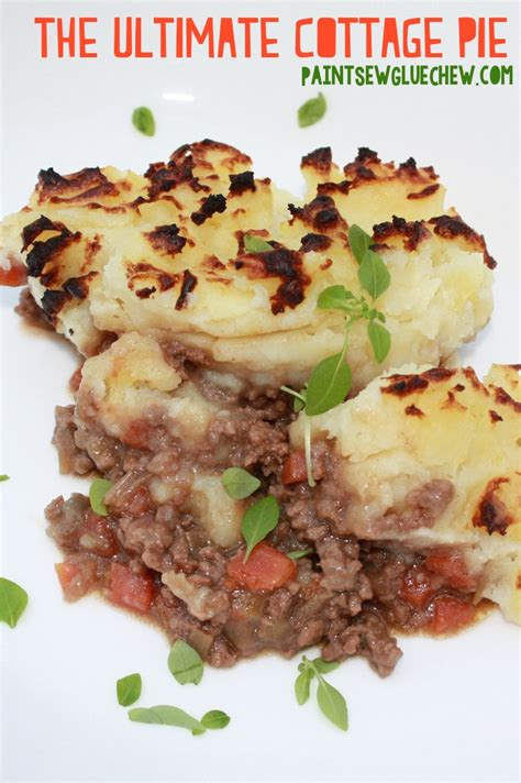 simple cottage pie recipe ultimate and easy cottage pie recipe