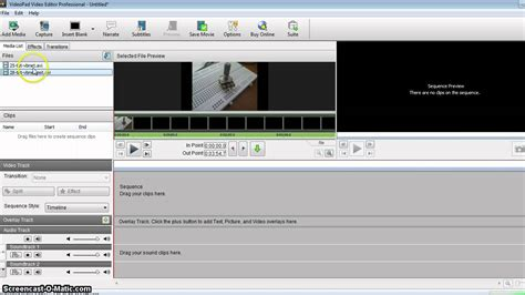 tutorial a videopad tutorial 2 video editing con videopad youtube