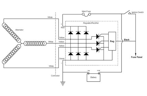 yamaha sr500 motorcycle wiring harness diagram yamaha