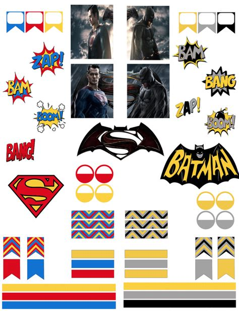 printable batman stickers batman vs superman happy planner stickers stingy