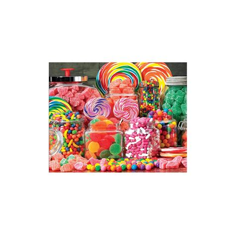 candy galore 1000 piece puzzle springbok from